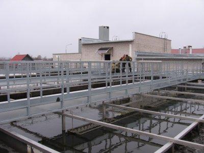 WWTP 15 000 PE slaughterhouse