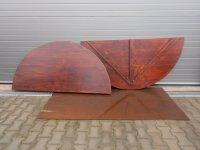 Dřevěné víko